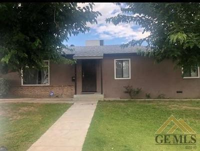 Single Family Home For Sale: 1820 Fremont Street