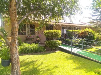 Bakersfield Single Family Home For Sale: 3109 Terrace Way