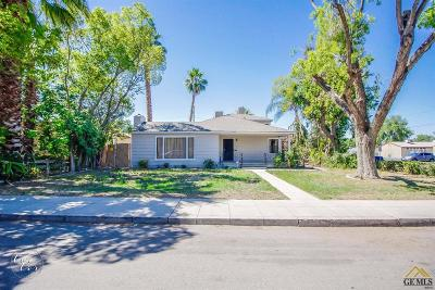 Bakersfield Single Family Home For Sale: 101 Jefferson Street