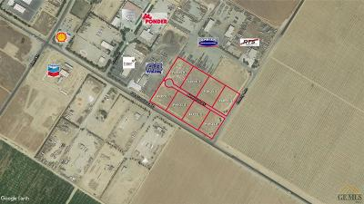 Shafter Residential Lots & Land For Sale: 7th Standard Road