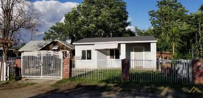 Bakersfield Single Family Home For Sale: 602 Date Street