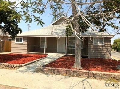 Taft Single Family Home For Sale: 200 Woodrow Street