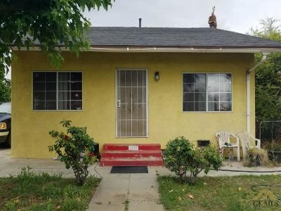 Bakersfield Single Family Home For Sale: 1122 Quincy Street