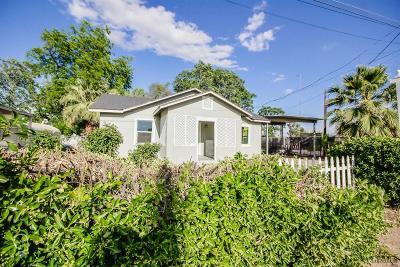 Bakersfield Single Family Home For Sale: 9564 Cerro Drive