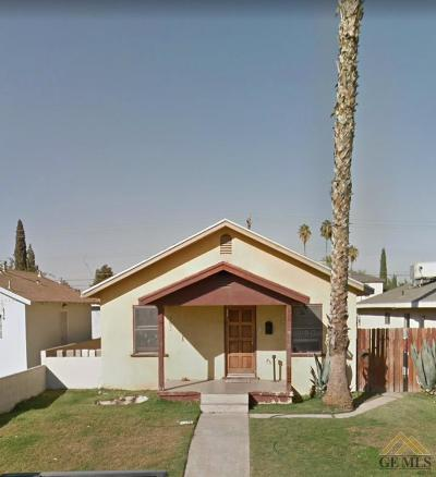 Bakersfield Multi Family Home For Sale: 606 Decatur Street