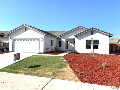 Wasco Single Family Home For Sale: 5520 Sawgrass Court