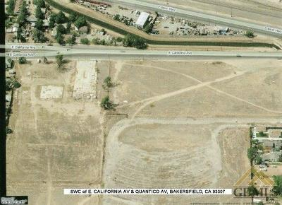 Bakersfield Residential Lots & Land For Sale: 2515 E California Avenue