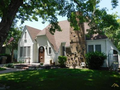 Single Family Home Active-Contingent: 1115 Pershing Street
