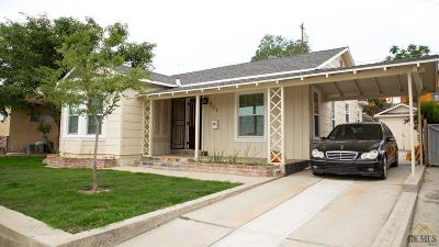 Taft Single Family Home For Sale: 531 E Street