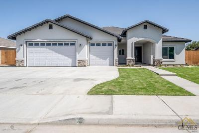Shafter Single Family Home For Sale: 816 Sonora Drive