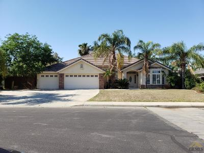 Bakersfield Single Family Home Active-Contingent: 11317 Silver Crown Avenue