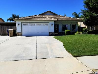 Bakersfield Single Family Home For Sale: 10007 Commodore Drive