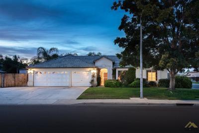 Bakersfield Single Family Home For Sale: 11502 Mezzadro Avenue