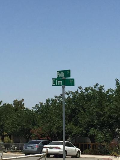 Taft Residential Lots & Land For Sale: Elm