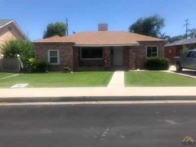 Wasco Single Family Home For Sale: 1725 Sycamore Drive