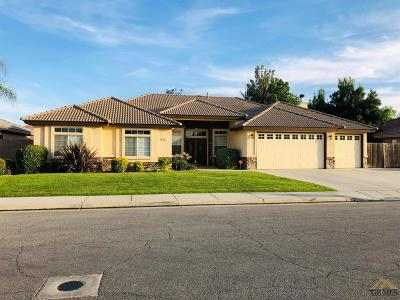 Shafter Single Family Home For Sale: 773 Brookside Drive
