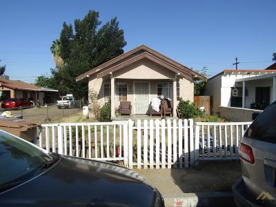 Single Family Home For Sale: 825 R Street