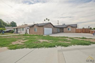 Wasco Single Family Home For Sale: 1502 1st Street