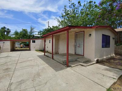 Bakersfield Single Family Home For Sale: 2253 Berger Street