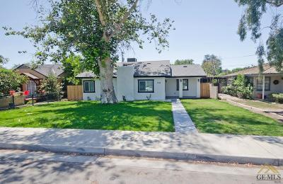 Bakersfield CA Single Family Home For Sale: $299,900