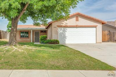 Bakersfield Single Family Home For Sale: 3342 Floral Meadow Drive