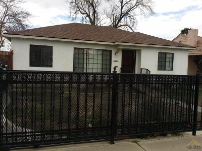 Bakersfield Single Family Home For Sale: 2227 Quincy Drive