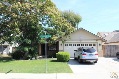 Bakersfield Single Family Home For Sale: 9101 Coulter Court