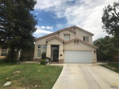 Bakersfield Single Family Home For Sale: 9500 Bard Court
