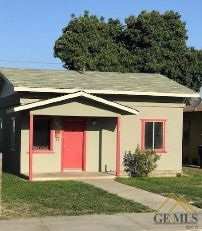 Single Family Home For Sale: 819 P Street