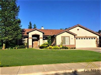 Bakersfield Single Family Home For Sale: 4708 Polo Club Drive
