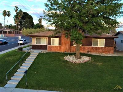 Single Family Home For Sale: 4117 Columbus Street