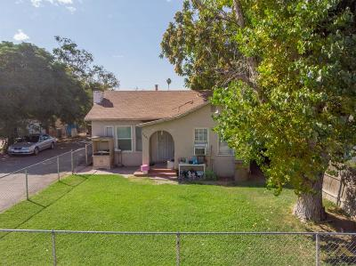 Bakersfield Multi Family Home For Sale: 2301 Lake Street