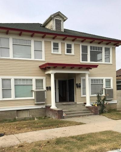 Bakersfield Multi Family Home For Sale: 1323 K Street