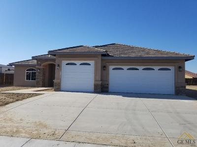 Shafter Single Family Home For Sale: 606 Rodeo