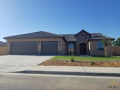 Shafter Single Family Home For Sale: 602 Rodeo