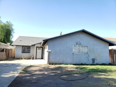 Wasco Single Family Home For Sale: 948 2nd Street