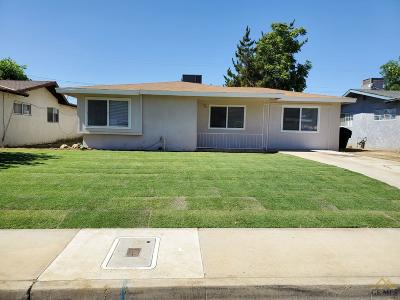 Wasco Single Family Home For Sale: 1224 4th Street