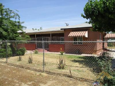 Delano Single Family Home For Auction: 430 Clinton Street