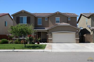 Bakersfield Single Family Home For Sale: 5108 Cool Rush Terrace