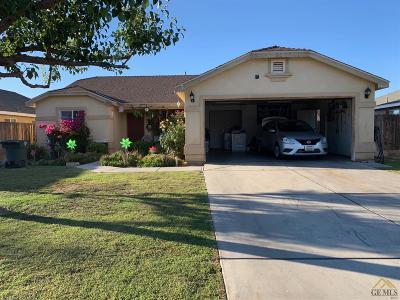 Bakersfield Single Family Home For Sale: 3724 Loudon Street