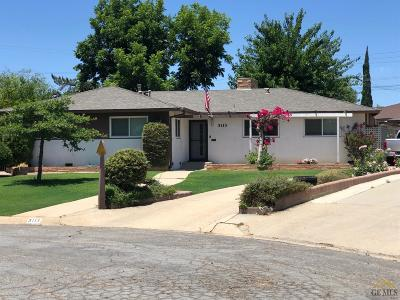 Bakersfield Single Family Home For Sale: 3113 Olympic Drive
