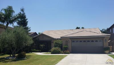 Bakersfield Single Family Home For Sale: 10707 Villa Hermosa Drive