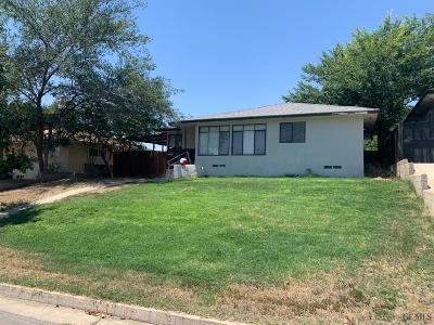 Bakersfield Single Family Home For Sale: 1104 Shattuck Avenue