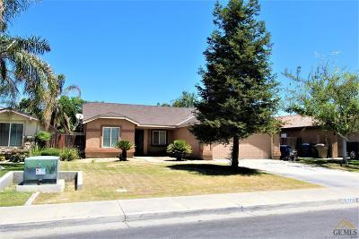 Bakersfield Single Family Home For Sale: 3706 Ridgemont Street