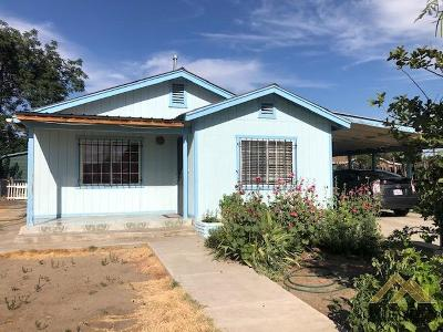 Delano Single Family Home For Sale: 710 Jefferson Street