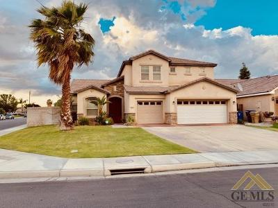 Bakersfield CA Single Family Home For Sale: $379,000