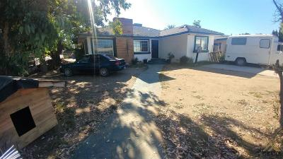 Single Family Home For Sale: 10816 Santa Ana Street