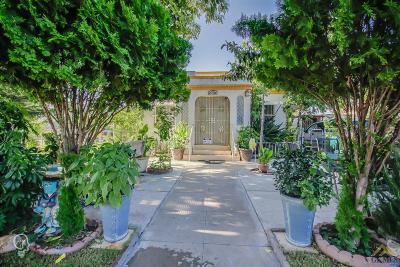 Single Family Home For Sale: 2700 Monterey Street