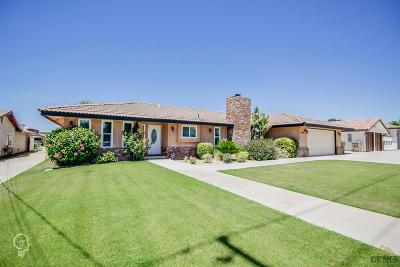 Bakersfield Single Family Home For Sale: 5900 Brundage Lane