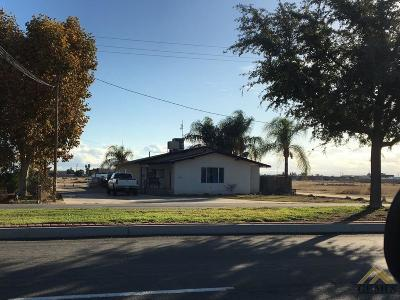 Shafter Single Family Home For Sale: 1277 Lerdo Highway